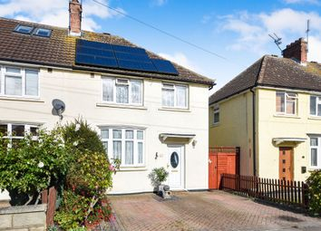 Thumbnail 3 bed semi-detached house for sale in Springfield Park Avenue, Chelmsford