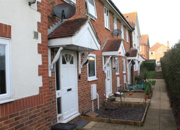Thumbnail 2 bed terraced house for sale in Sheffield Park Way, Eastbourne