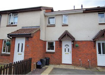 Thumbnail 2 bed terraced house for sale in Ethelred Gardens, West Totton