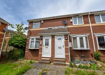 Thumbnail 2 bedroom end terrace house for sale in High Meadows, Kenton, Newcastle Upon Tyne