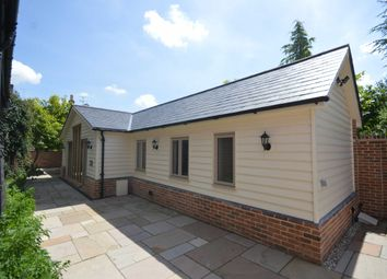 Thumbnail 2 bed detached bungalow for sale in Baldock Road, Buntingford