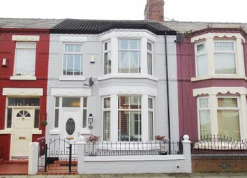 Thumbnail 4 bedroom terraced house for sale in Nelville Road, Walton, Liverpool