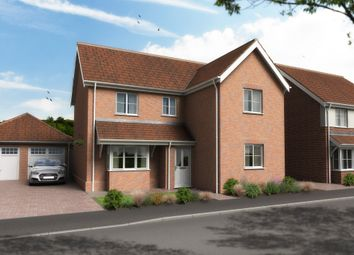 4 bed detached house for sale in Plot 6, Nursery Close, Lowestoft NR32