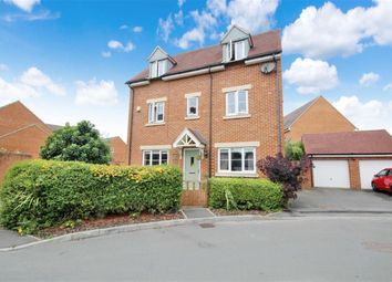 Thumbnail 4 bedroom detached house for sale in Henchard Crescent, Tawhill, Wiltshire