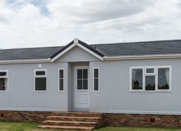 Thumbnail 2 bed mobile/park home for sale in Highland Retreat Park Home, Oldhall, Watten