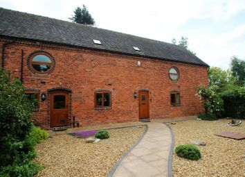 Thumbnail 3 bed barn conversion for sale in Eaton-On-Tern, Market Drayton