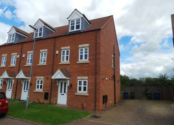 Thumbnail 3 bed town house for sale in The Granary, Scotter, Gainsborough