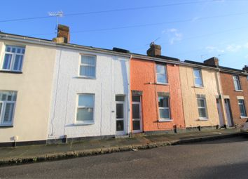 Thumbnail 2 bed terraced house for sale in Courtenay Road, Exeter