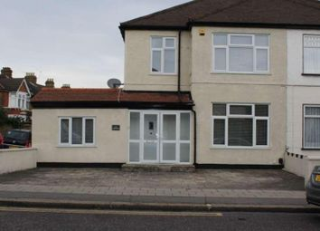 Thumbnail 4 bed semi-detached house for sale in Green Lane, Ilford