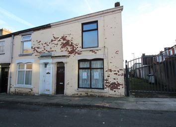 Thumbnail 3 bedroom end terrace house to rent in Bedford Street, Darwen