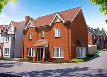 Thumbnail 4 bed detached house for sale in Cambridge Road, Stansted
