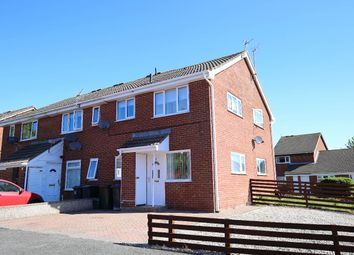 Thumbnail 1 bed town house for sale in Applegarth Road, Heysham, Morecambe