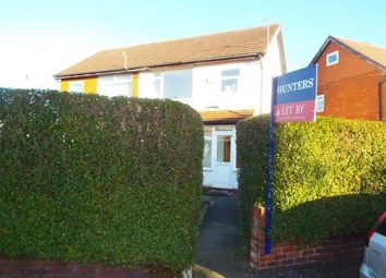 Thumbnail 3 bedroom semi-detached house for sale in Burns Road, Little Hulton, Manchester, Greater Manchester