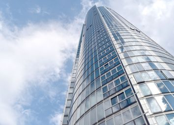 Thumbnail 1 bed flat for sale in One St. George Wharf, London