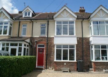 Thumbnail 3 bed terraced house to rent in Bath Road, Emsworth