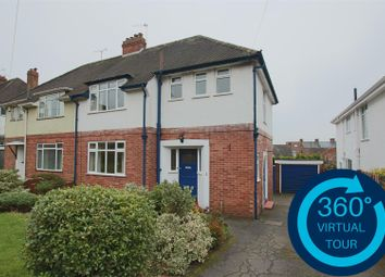 Thumbnail 3 bed semi-detached house for sale in Lower Kings Avenue, Lower Pennsylvania, Exeter