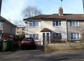 Thumbnail 1 bed maisonette to rent in Blackthorn Road, Southampton