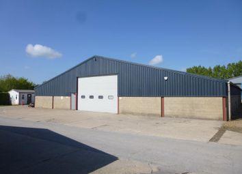 Thumbnail Light industrial to let in Wood Farm, Unit 12, The Heath, Huntingdon, Cambridgeshire