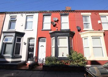 Thumbnail 2 bed terraced house for sale in Channell Road, Fairfield, Liverpool