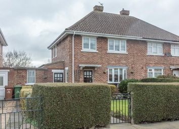 Thumbnail 3 bed semi-detached house for sale in Sandringham Road, Cleethorpes
