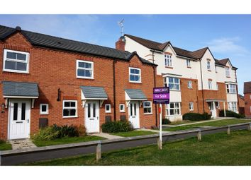 Thumbnail 2 bed terraced house for sale in Lupin Walk, Evesham