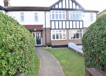Thumbnail 3 bed terraced house for sale in Coombewood Drive, Chadwell Heath, Romford