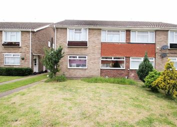 Thumbnail 2 bed maisonette to rent in Glebelands, Crayford, Kent