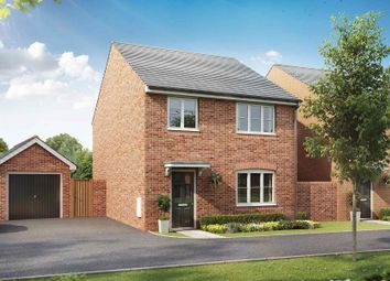 Thumbnail 4 bedroom detached house for sale in Longcot Road, Shrivenham, Swindon