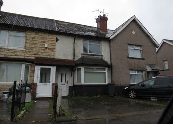 Thumbnail 2 bed terraced house for sale in Muirton Road, Tremorfa, Cardiff