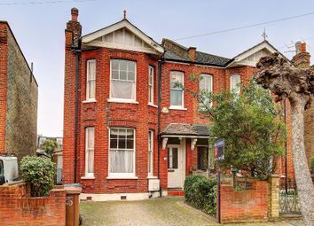 Thumbnail 5 bed semi-detached house to rent in Haydon Park Road, Wimbledon