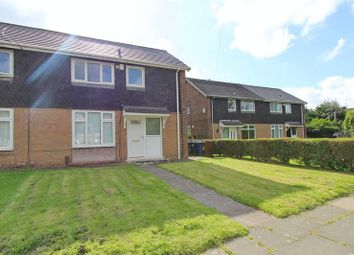 Thumbnail 2 bed end terrace house for sale in Calder Crescent, Whitefield, Manchester