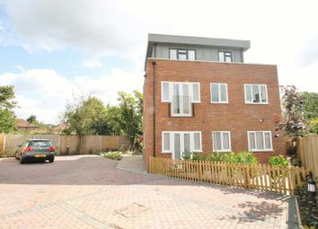 Thumbnail 2 bed flat to rent in Rail Lodge, Northwood Hills, Middlesex