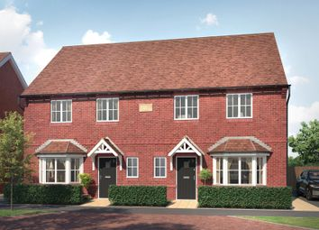 Thumbnail 3 bed semi-detached house for sale in Plot 99, Finchwood Park, Sheerlands Road, Finchampstead