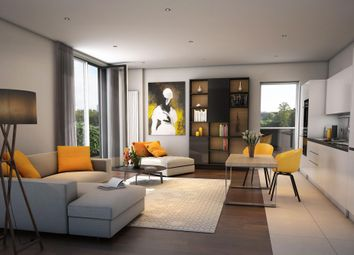 "Thumbnail 2 bed flat for sale in ""Freesia"" at Hamilton Drive, Glasgow"