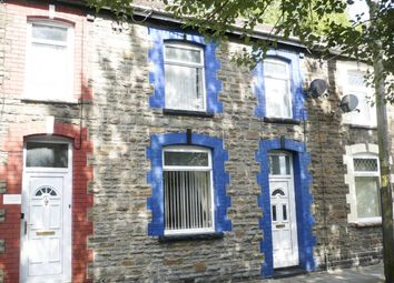 Thumbnail 4 bed terraced house for sale in Standard View, Porth
