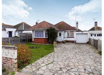 Thumbnail 2 bed detached bungalow for sale in Keymer Crescent, Goring By Sea, Worthing