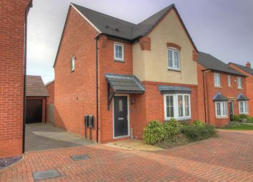 Thumbnail 3 bed detached house for sale in Brookfield Road, Rothley, Leicester
