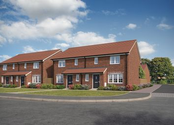 "Thumbnail 3 bed semi-detached house for sale in ""The Hanbury "" at Forge Wood, Crawley"
