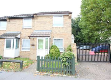 Thumbnail 1 bed end terrace house for sale in The Close, Birchanger Road, Woodside, Croydon