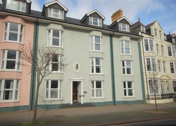 Thumbnail 3 bed flat for sale in North Parade, Aberystwyth