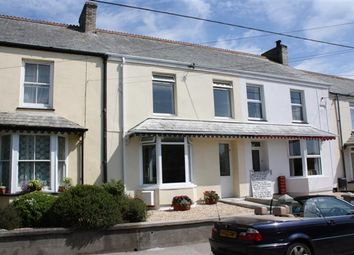 Thumbnail 3 bed terraced house to rent in Ridgewell Terrace, Fraddon, St. Columb