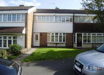 Thumbnail 3 bedroom terraced house for sale in Pingle Close, West Bromwich, West Midlands