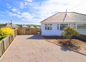 Thumbnail 2 bed semi-detached bungalow for sale in 14 Quarry Park Avenue, Plymouth