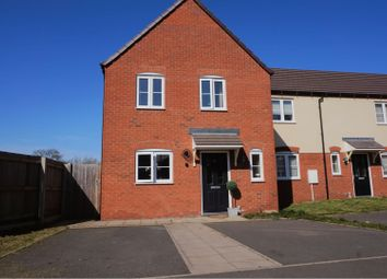 Thumbnail 2 bed end terrace house for sale in Bestune Way, Shrewsbury