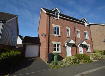 Thumbnail 4 bed semi-detached house for sale in Bahram Road, Costessey, Norwich