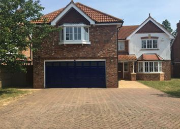 Thumbnail 5 bed detached house for sale in Court Tree Drive, Eastchurch, Sheerness
