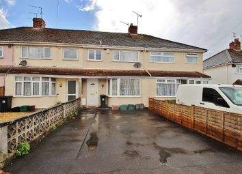 Thumbnail 3 bed terraced house for sale in Millbrook Avenue, Brislington, Bristol