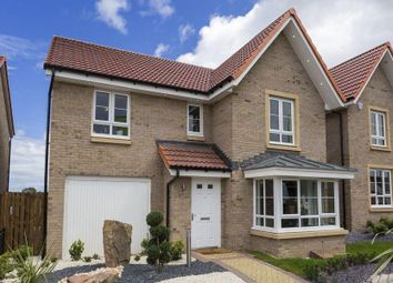 Thumbnail 4 bed detached house for sale in Craig Brae, Motherwell