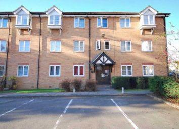 Thumbnail 2 bed flat for sale in Vicars Bridge Close, Wembley