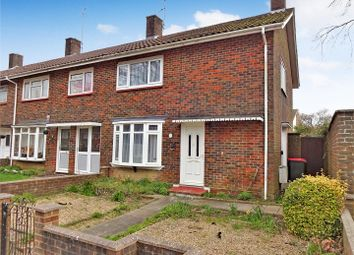 Thumbnail 3 bed end terrace house for sale in Ifield Drive, Ifield, Crawley